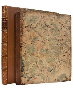 Cook, Magra, Journal of a Voyage, first edition, London 1771 - 1
