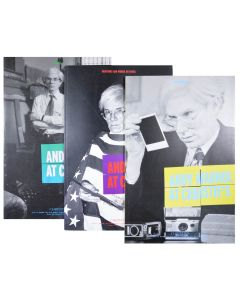 [WARHOL, Andy]; Christie's; Johnathan Lethem (Contributor)