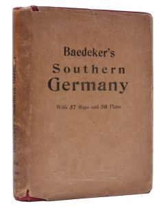 Southern Germany.1914. Twelfth edition. - 1