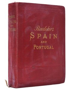Spain and Portugal. 1908. Third edition. - 1