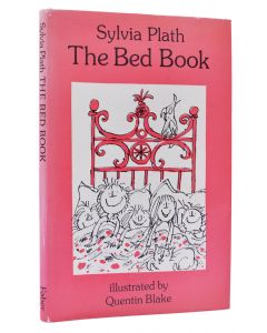 Sylvia Plath, The Bed Book, first edition illustrated by Quentin Blake - 1