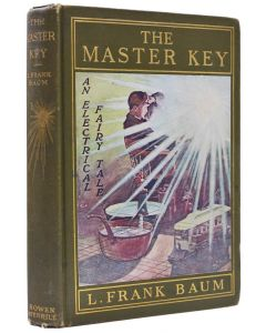 Frank L. Baum, The Master Key, first edition, first state, 1901 - 1