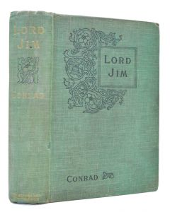 Joseph Conrad, Lord Jim, first edition, original cloth. 1900 - 1