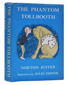 Norton Juster, The Phantom Tollbooth, signed first edition, New York, 1961 - 1
