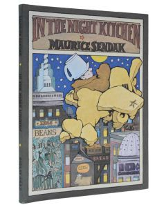 Maurice Sendak, In the Night Kitchen, first UK edition, 1971, inscribed - 1