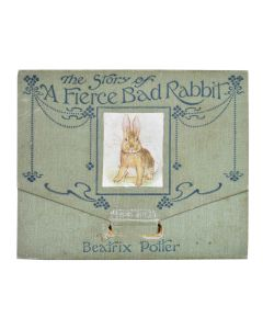 Beatrix Potter Story of a Fierce Bad Rabbit, first edition panoramic format - 1