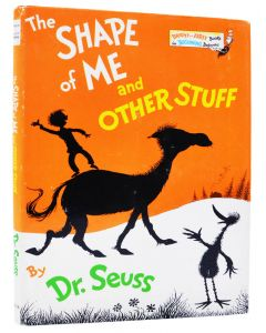 Dr Seuss, Shape of Me and Other Stuff, first edition, New York, 1973 - 1