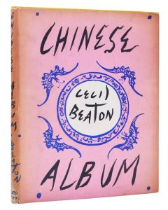 Cecil Beaton, A Chinese Album, first edition, 1945 - 1