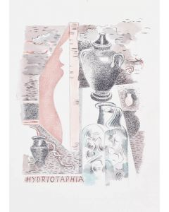 Paul Nash, Thomas Browne, Urne Buriall and the Garden of Cyrus, 1932 - 1