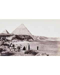 Good, Frank Mason, Selected photographs of the Nile, 1874, first edition - 1