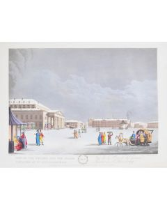 mornay, a picture of st petersburgh, 1833, first edition - 1