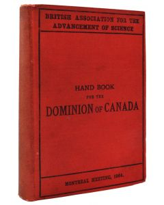 Handbook for the Dominion of Canada - 1