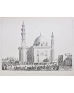 Coste, Pascal, Architecture arabe du Kaire, first edition, 1837-39 - 1