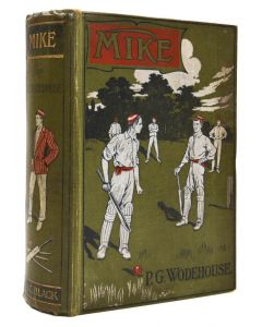 P.G. Wodehouse, Mike A Public School Story, first edition first issue, 1909 - 1