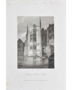 Dyer, George, History of University and Colleges of Cambridge,1814. - 1