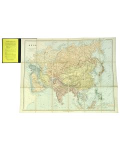[ASIAN MAPS] Map of Asia.