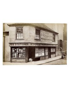[Photographer unknown]. The old curiosity shop.