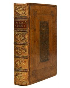 Dr Eachard's Works, 4 parts in one, octavo, London, 1705 - 1