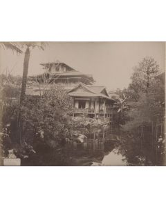 [Photographer unknown]. Pavilion of the flying clouds