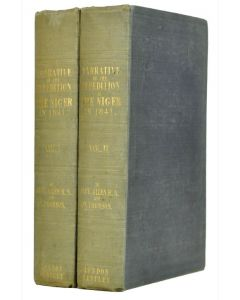 William Allen, Narrative of the expedition to the River Niger, London 1848 - 1