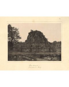 [INDIA - Views of temples].