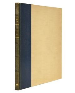 Golden Cockerel Press, Men in Print by T E Lawrence, limited edition - 1