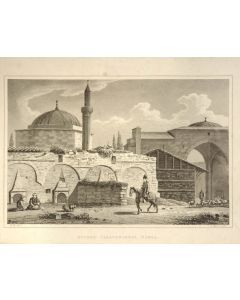 William MacMichael, Journey from Moscow to Constantinople, 1819 - 1
