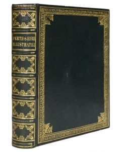 A Series of Select Views of Perthshire, first edition, 1845 - 1
