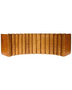 The Plays of William Shakespeare, 15 volumes, extra-illustrated, 1793 - 1