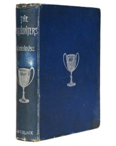 P G Wodehouse, The Pothunters, first edition of first novel, 1902 - 1