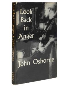 John Osborne, Look Back in Anger, first edition, 1957 - 1