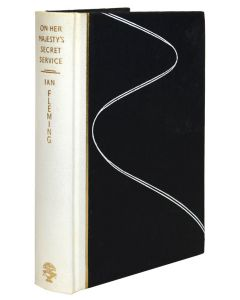 Ian Fleming, On Her Majesty's Secret Service, special first edition signed - 1
