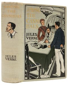 Jules Verne, Among the Cannibals, late 19th century - 1