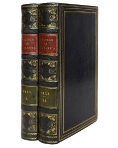 james bell. journal of a residence in circassia, 1840, first edition - 1