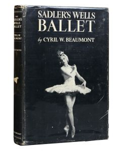 Cyril Beaumont, Sadler's Wells Ballet, signed first edition, 1946 - 1