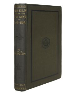prejevalsky, from kulja across the tian shan to lob nor 1879, first edition - 1