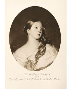 The Letters of Queen Victoria, inscribed by Edward VII & Queen Mary, 1907 - 1