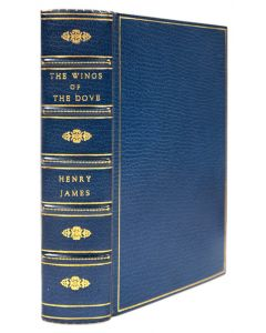 Henry James, Wings of the Dove, first UK edition, finely bound, 1902 - 1