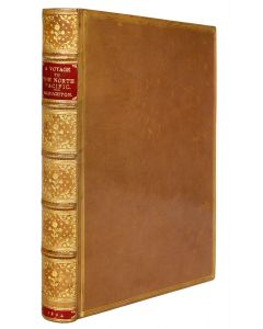 Broughton, Voyage of Discovery to the North Pacific Ocean, first edition - 1