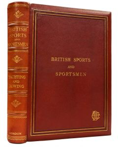 British Sports & Sportsmen - Yachting & Rowing, limited edition, 1916 - 1