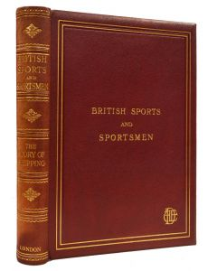 British Sports & Sportsmen - Story of Shipping, limited edition, c.1930 - 1