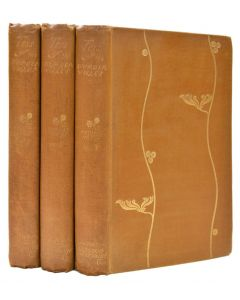 Thomas Hardy, Tess of the D'Urbervilles, first edition, 2nd impression 1892 - 1