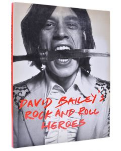 David Bailey's Rock and Roll Heroes, first US edition, Boston, 1964 - 1