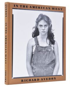 Richard Avedon, In the American West, signed first edition, 1985 - 1