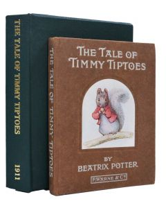 Beatrix Potter, The Tale of Timmy Tiptoes, first edition, 1911 - 1