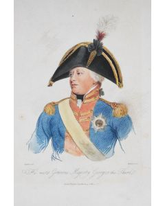 Portraits of the whole of the Royal Family, first edition, 1806 - 1