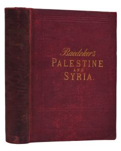 Palestine and Syria. 1894 - 1