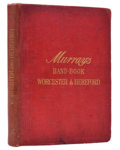 John Murray Handbook for Worcestershire and and Herefordshire - 1