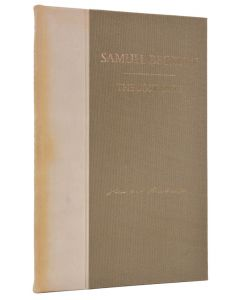 Samuel Beckett, The Lost Ones, first edition in English, 1972 - 1