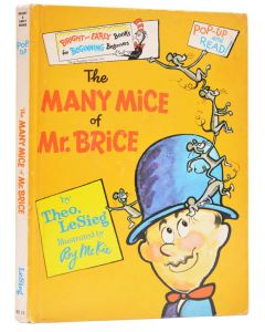 Dr Seuss, The Many Mice of Mr. Brice, - 1